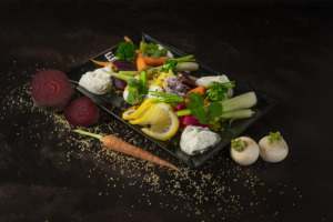 Marinierter Cous-Cous Salat