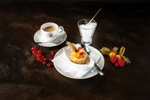 Partfaitpraline with Espresso