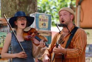 Duo Lavendel – Violine trifft Gitarre