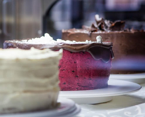 Introducing our cakes