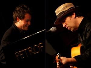 Batto Jr. & Ondra Kriz – Swingin' & rollin'