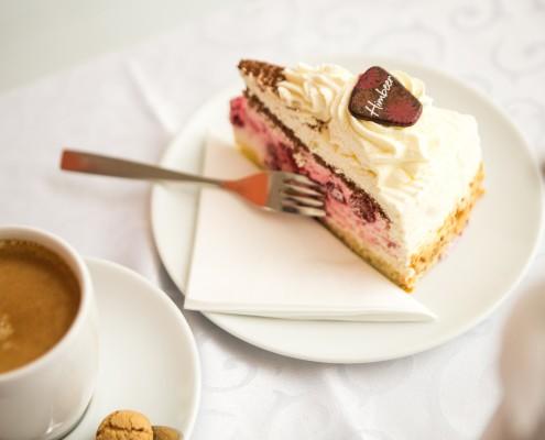 Unser Sortiment an Kuchen und Torten im Erbenhof Weimar
